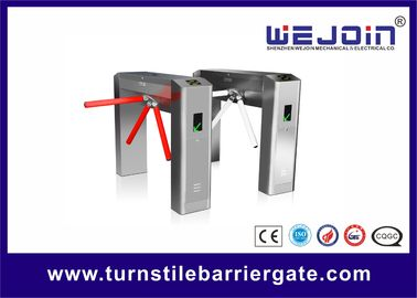 Trung Quốc Portable electric Subway Tripod Turnstile Gate For Improve Working Productivity nhà máy sản xuất