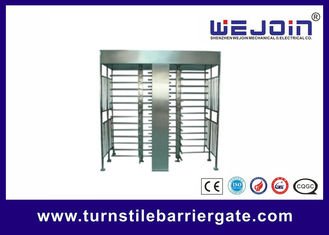 Trung Quốc Full Height Access Control Turnstile Gate for IC , ID , magcard ,bar code nhà máy sản xuất