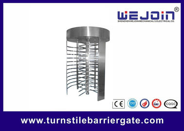Trung Quốc RFID barrier gate Security Full height Turnstile for Subway , Metro nhà máy sản xuất