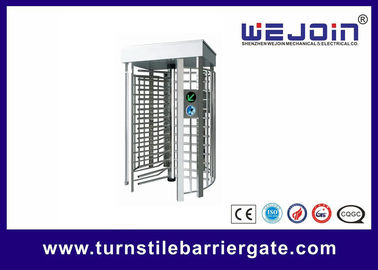 Trung Quốc Pedestrian Full Height Access Control Turnstile Gate Digital Transmission With PC Control nhà máy sản xuất
