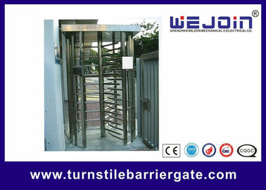 Trung Quốc 304 / 201 Stainless Steel Smart Card Access Control Turnstile Gate nhà máy sản xuất