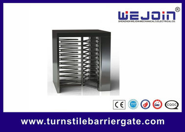 Trung Quốc Counter Full Height Turnstiles pedestrian barrier gate With Control Panel nhà máy sản xuất