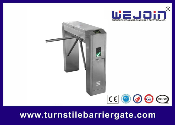 High Speed Access Control Turnstile Gate Entry Systems Access Control Barriers